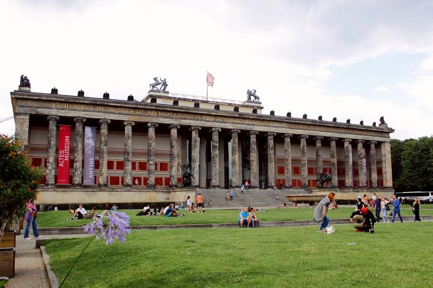 Altes Museum - Paula Ferraz