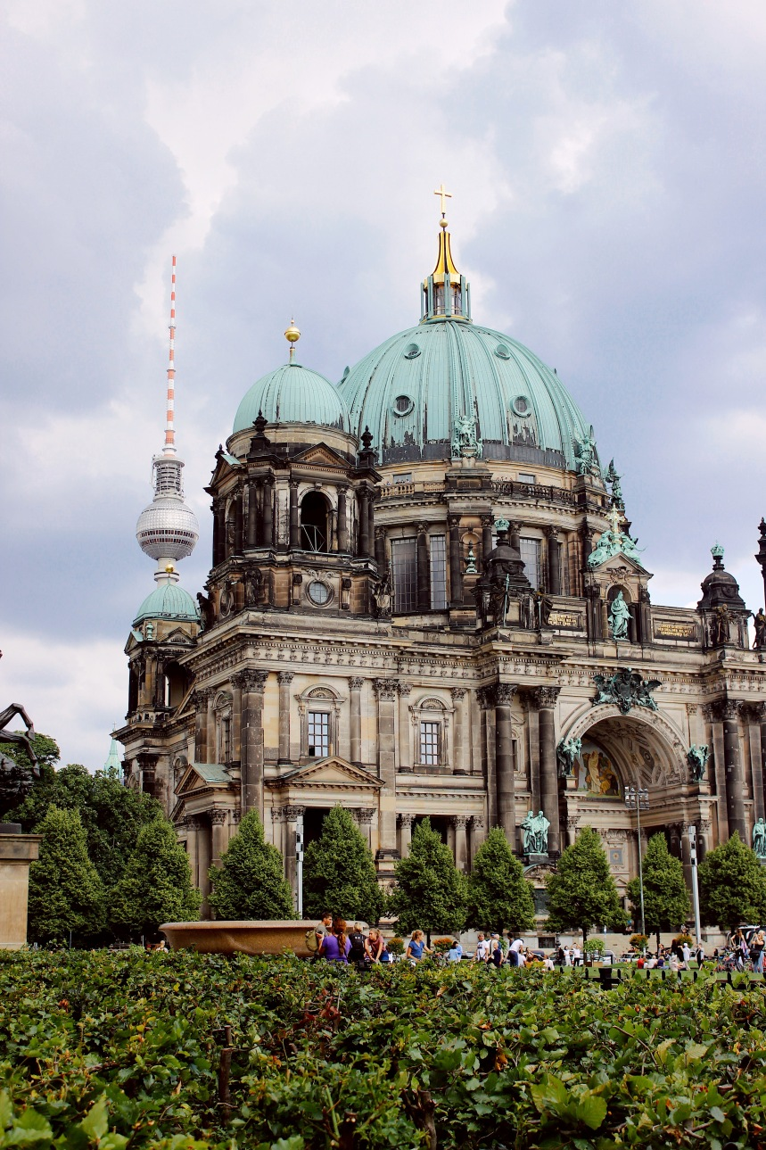 Berliner Dom - Paula Ferraz